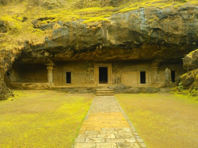 Elephanta Caves.
