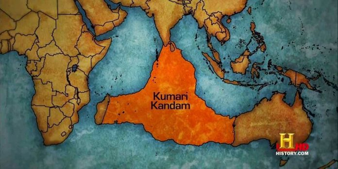 Kumari Kandam- The Lost Continent