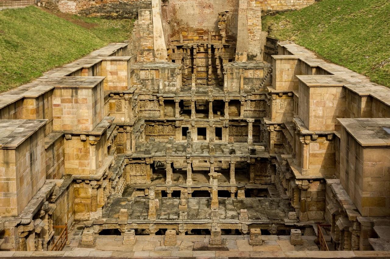 Rani Ki Vav Beautiful Stepwell Of India Mystery Of India