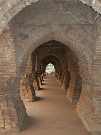 The inner terrece of the Rasmancha