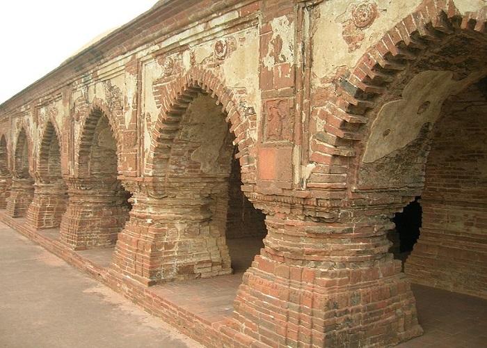 Eastern veranda of Rasmancha