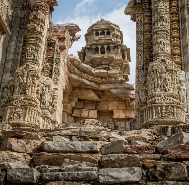 Vijay Stambha -Tower of Victory, Indian architecture