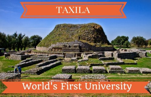 Takshashila - Worlds oldest UniversitY