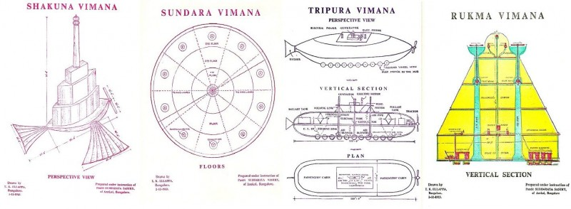 Ancient Indian Vimana