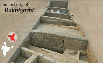 largest Harappan Site Rakhigarhi