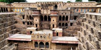 Chand Baori - Beautoful Stepwell
