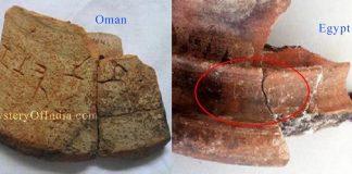 Tamil_brahmi script in Egypt & Oman