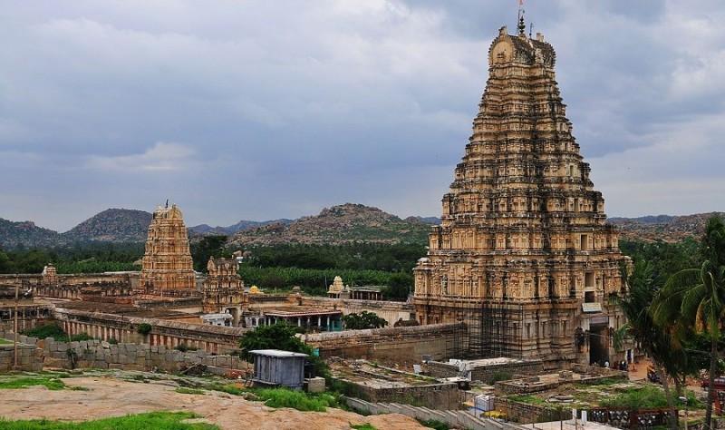 Virupaksha Temple of Hampi