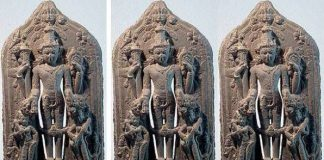 Vishnu Idol Found in Russia