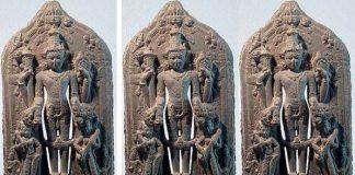 Vishnu Idol Found in Russia