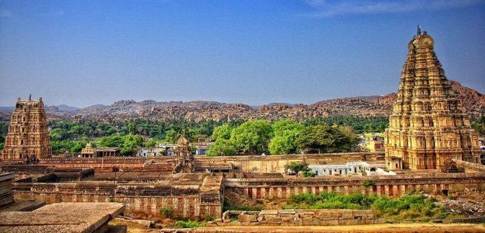 Virupaksha temple, Vijaynagar