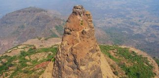 Prabalgad Fort, In Maharashra