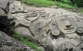 Rock Carvings of Unakoti