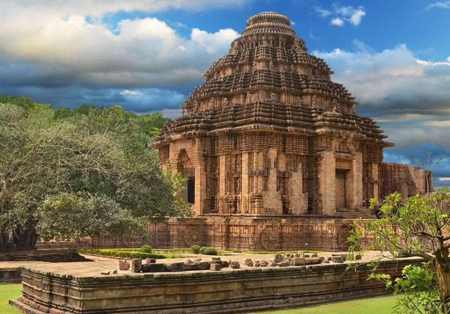 Konark Sun Temple, Orissa, India