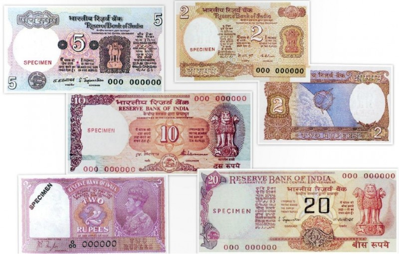 History of Indian Rupees Currency