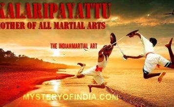 Kalaripayattu - mother of all martial arts