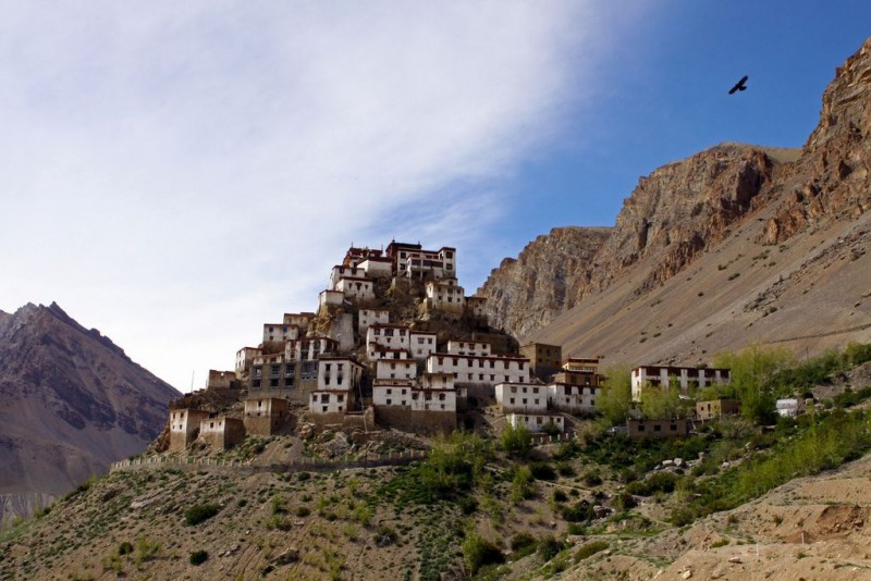 Key monastery is a Tibetan Buddhist monastery