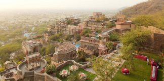 Neemrana Frot Palace of Rajasthan
