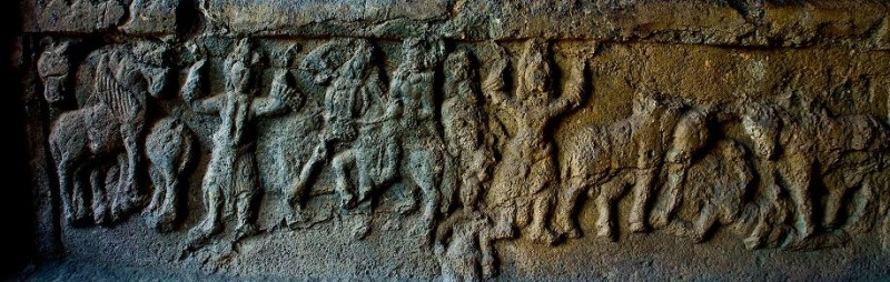 Art at Bhaja Caves