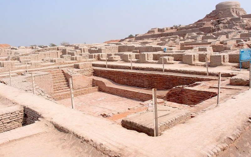 Great Bath of Mohenjo Daro, Indus Valley Civ
