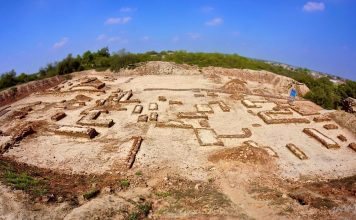 Indus Valley Civ Ruins