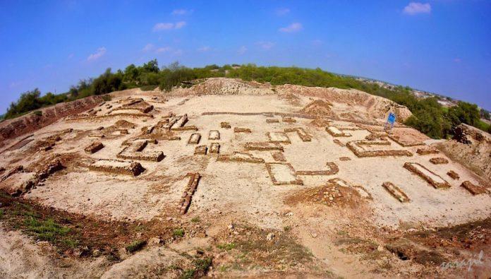 Indus Valley Civ Ruins