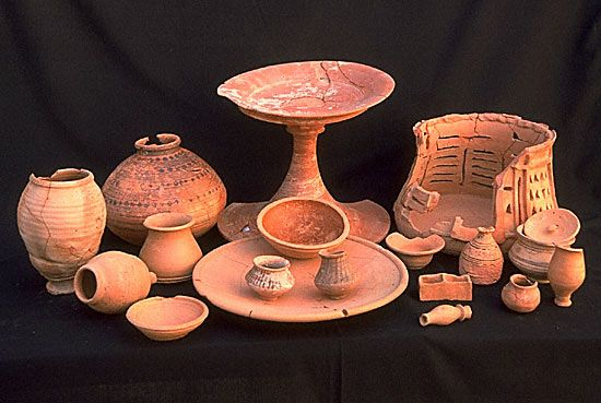 Pottery ofIndus Valley Civ