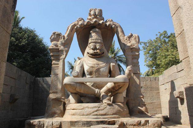 Statue of Narasimha