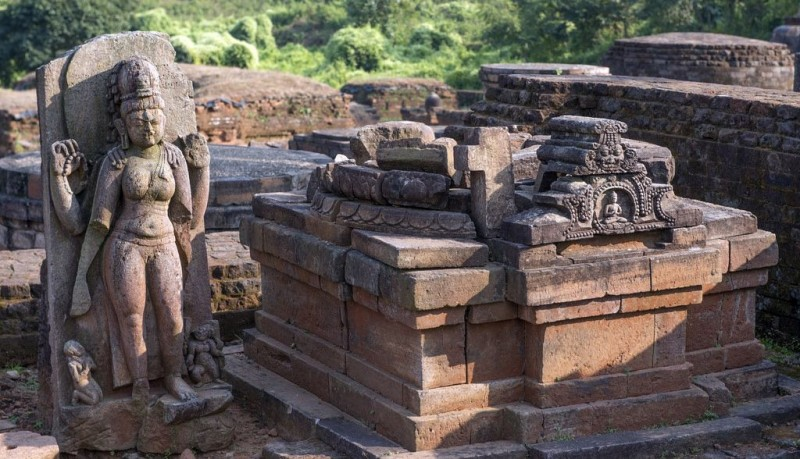 Ratnagiri - Ancient Buddhist Site in Odisha