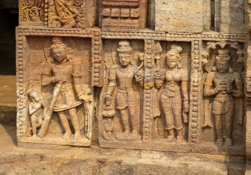 Statue at Ratnagiri