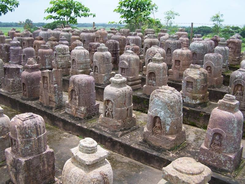 Relics at Ratnagiri