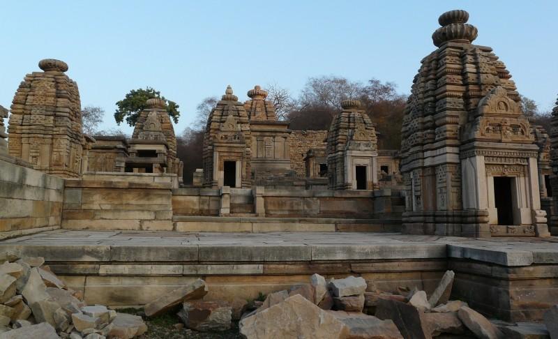 Bateshwar Temple Complex, Morena