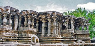 Thousand Pillar Temple Warangal