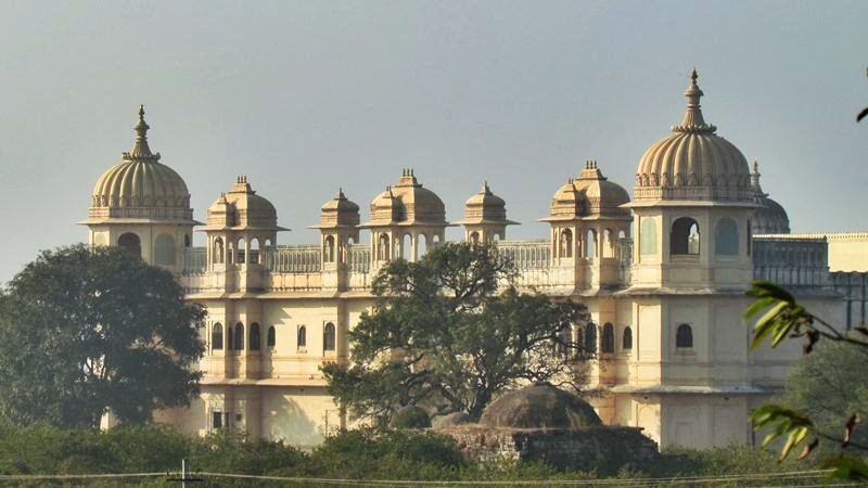 Fateh Prakash Palace, Chittorgarh, Fort