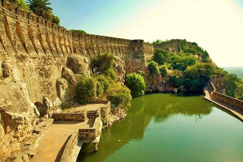 Gaumukh Reservoir, Chittorgarh Fort