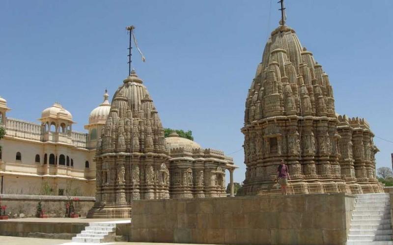 Jain Temple, , Chittorgarh, Fort