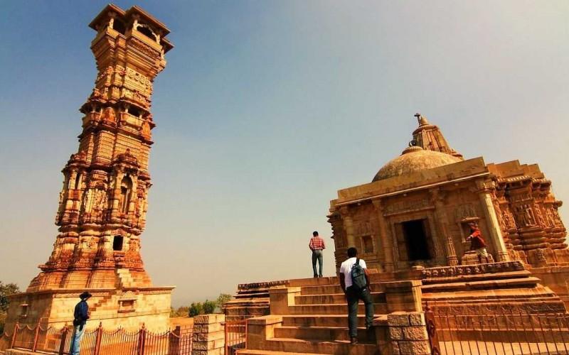 Kirti Stambh, Chittorgarh