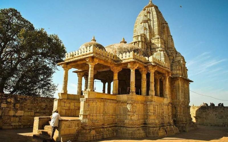 Meera Bai Temple, Chittoregarh