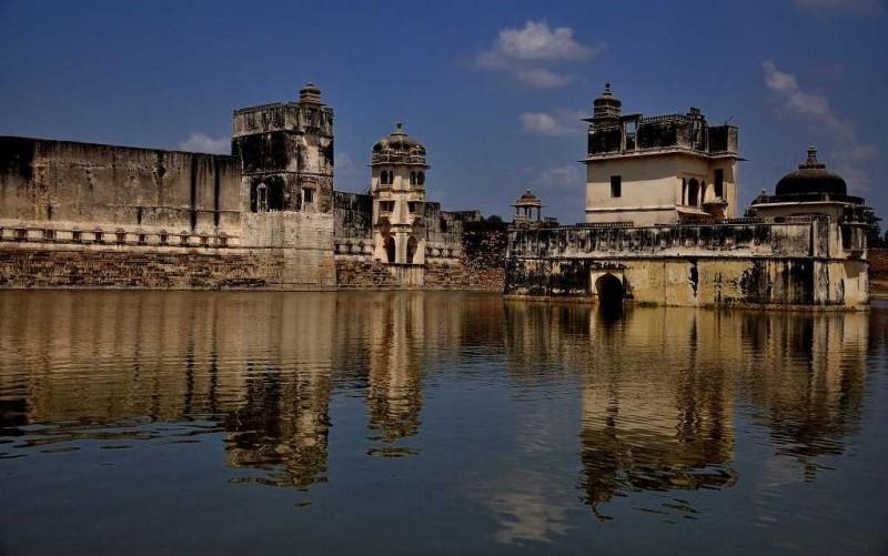 Padmini Palace, Chittorgarh Fort