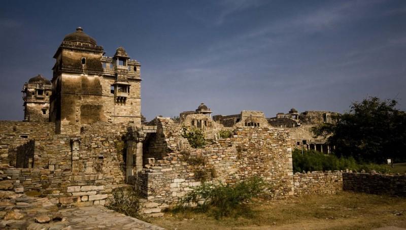 Rana Kumbha Palace, Chittorgarh Fort