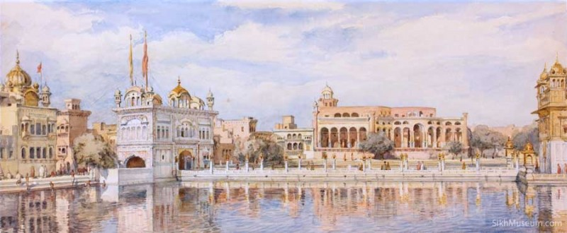 The Lost Palace, Golden Temple