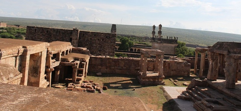 The Panorama, Gandikota