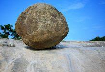 Mahabalipuram Krishnas Butterball