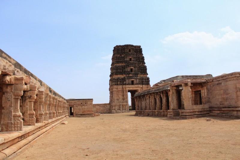 Madhavaperumal temple, Gandikota