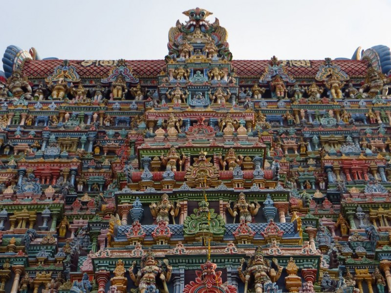 Meekashi temple