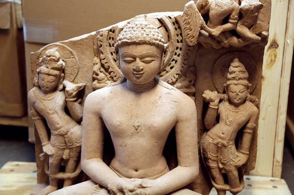 1,000-year-old Stolen Indian statues recovered from New ...