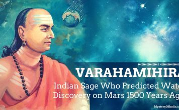 Varahamihira - Indian Sage who Predicted Water Discovery on Mars 1500 Years Ago