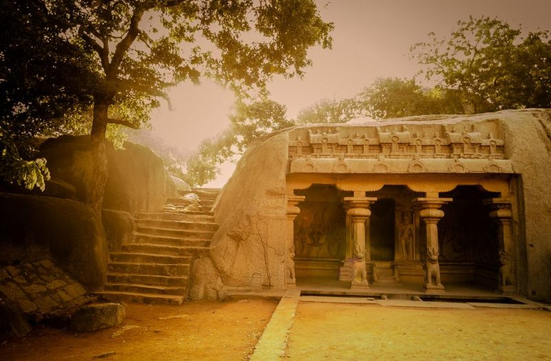 Top 15 Rock cut structures: Varaha Cave Temple, India