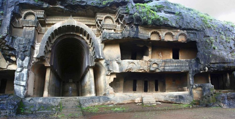 Top 15 Rock-Cut Caves: Bhaja Caves, India