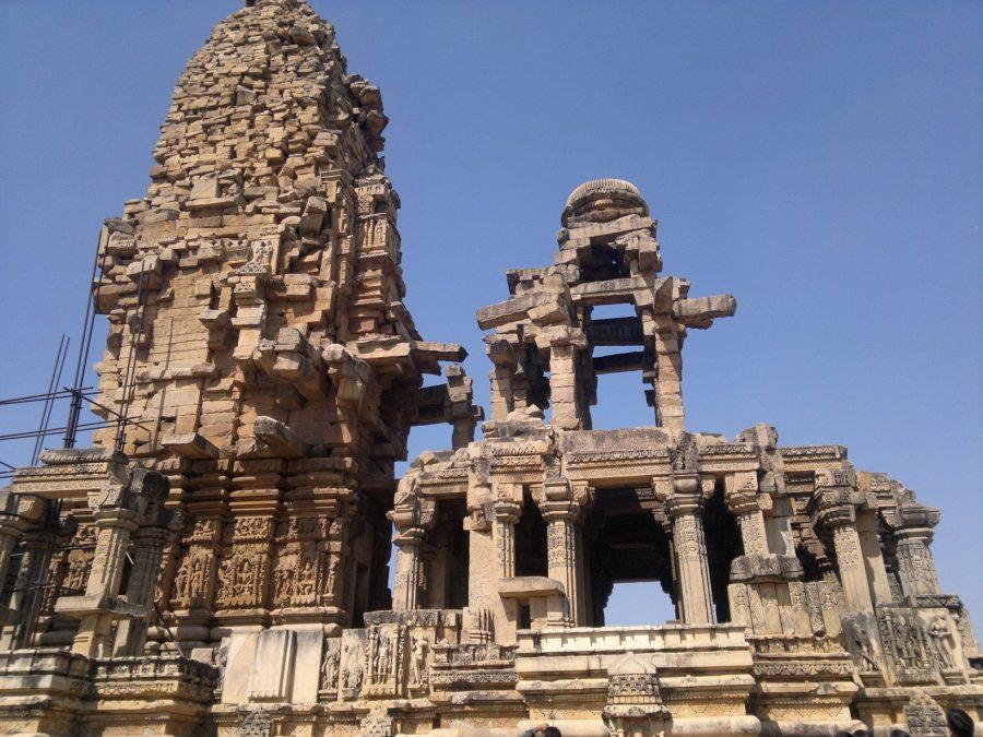 Kakanmath Temple, Sihoniya, Morena, Madhya Pradesh